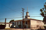 First Samoan Full Gospel Pentecostal Church, exterior