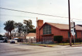 First Missionary Baptist Church, corner view