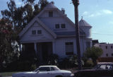 Queen Anne style residence near Wilshire Boulevard