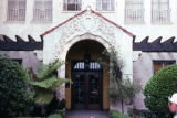 Los Altos Apartments gate