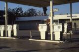 Gas station, Beverly Hills
