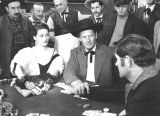 "Gambling movie scene, ""The San Francisco Story"""
