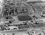 Venice High School aerial view