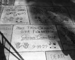 Footprints, Grauman's Chinese Theater