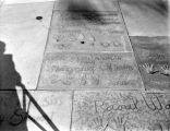 Gene Autry, Grauman's Chinese Theater