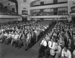 Audience, Embassy Auditorium