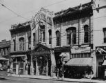 Childs Grand Opera House, exterior view
