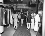 Fashion show at Lucy's department store, view 2