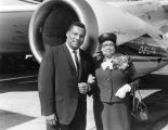 Rolland J. Curtis and mother