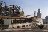 Los Angeles County Courthouse construction