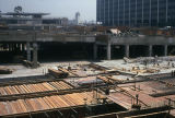 Los Angeles Mall construction