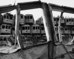 L. A. Railway's rotting cars