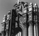 Detailed exterior, Los Angeles Theatre