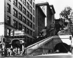 Angels Flight from Hill Street