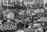 Rally for Mondale