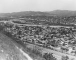 Los Angeles River valley