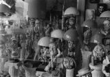 Lamp and figurine shop, Hollywood Boulevard