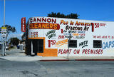 Cannon Cleaners, Main Street