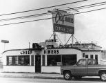 Chief Diners Coffee Shop exterior