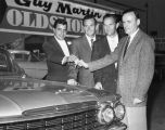 Encinian buys first '60 Olds-his thirteenth