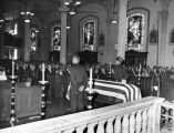 High mass for Chief William H. Parker