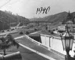 Cahuenga Pass in 1940