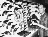 Burbank gun-collector Bob Steele