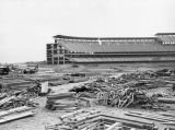 Dodger Stadium construction