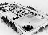 5-acre neighborhood playground, a drawing