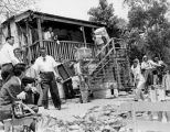 Eviction in Chávez Ravine