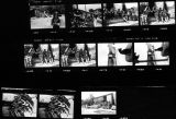 Manson Family at Spahn Ranch (Contact Sheet 1)