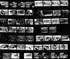 Manson Family at Spahn Ranch (Contact Sheet 2)