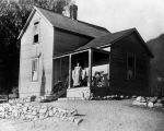 One of the first homes in Tujunga