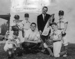 Little guys meet the big guy