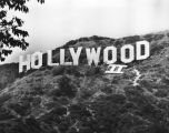 Hollywood II sign