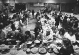 Thanksgiving lunch, Grover Cleveland High School