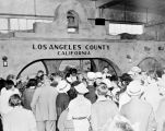 Los Angeles Chamber of Commerce exhibit