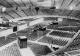 Sports Arena interior prior to opening of democratic convention