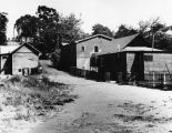 Fickett Hollow, exterior of slum houses