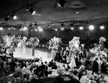 Las Floristas Headdress Ball