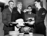 Servicemen's Thanksgiving Dinner