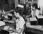 Dispatchers at Central Receiving