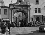 Film strike Paramount Pictures 1937, view 1