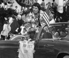 "Grand Marshal ""Iron Eyes"" Cody"