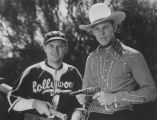 Gene Autry and Babe Herman