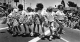 West Hollywood High Cheerleaders, Gay Parade