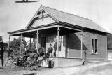 Grocery store, 1887