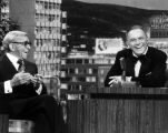 Frank Sinatra and George Burns