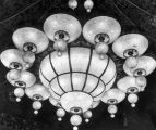 Light fixtures, Shrine Auditorium