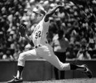 Pitcher Sandy Koufax